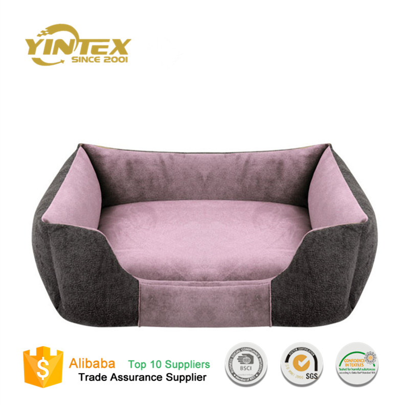 Perfect luxury pet sleep pet bed waterproof pet dog sofa