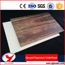 South Korea's most popular Fireproof magnesium oxide wall board