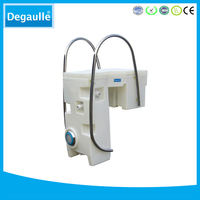 Degaulle FX25 swim pool pipeless filter wall hung type