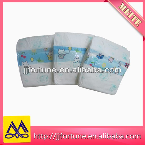 PP tape PE film Nigeria diapers baby