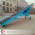 Concrete bachting belt equipment conveyor belt production line
