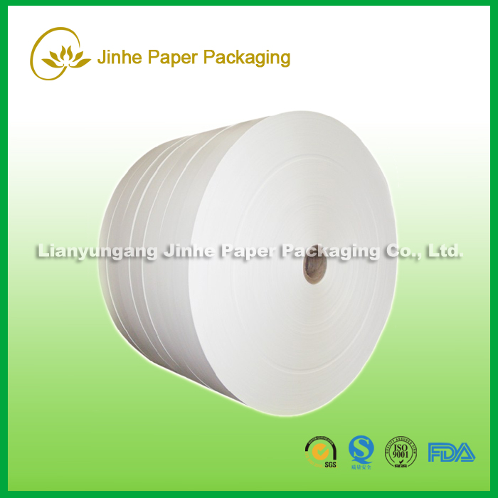 China company produce pe coated paper
