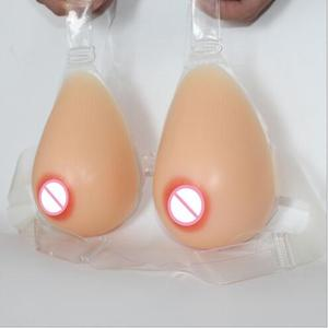 2018 hot sale tear shape water drop wearable silicone breast forms artificial breast silicone boobs for men CD cross dresser