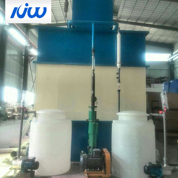 Industrial Purified Water Equipment Machine Textile Integrated Wastewater Treatment Plant Engineering Project