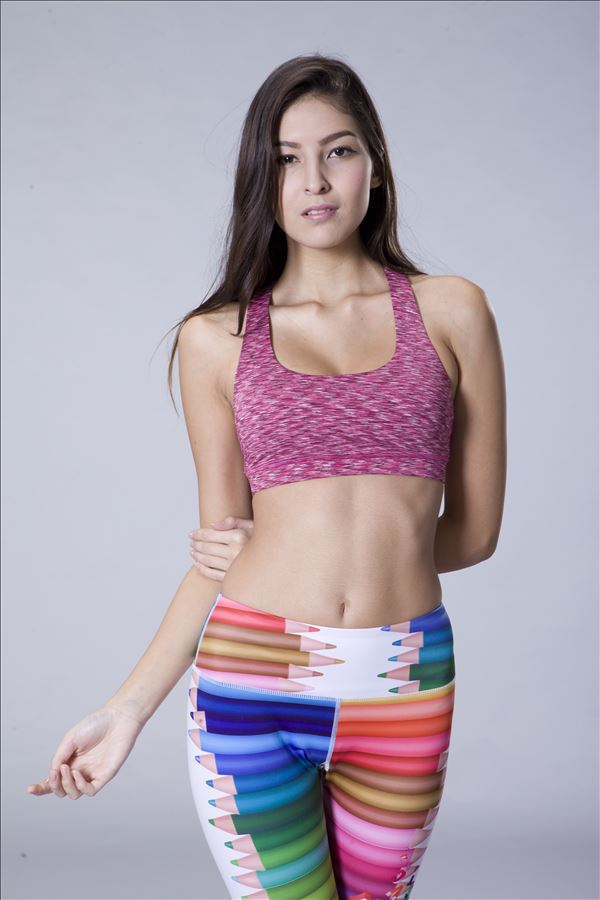 Sports bra and yoga pants tumblr