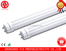 2015 New design energy-saving high quality lower price glass led tube