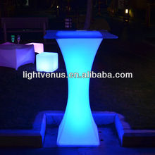 Multi Color Change party interactive led table