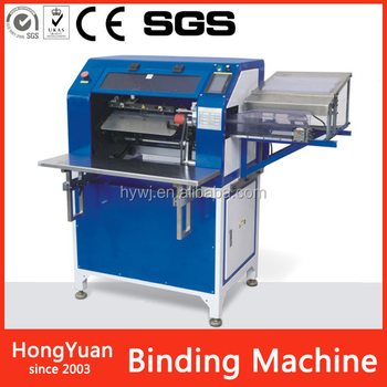 SWM-450N Electronic Products Machinery plastic spiral wire binding forming machine