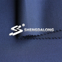 SDL22977 Shining African Textile Fabric Manufacturer Shaoxing For men's suiting