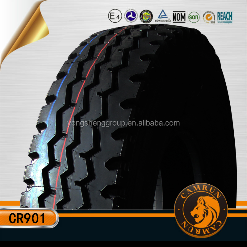 Brand new tube tire 1000r20 18 Libya china all steel radial truck tire