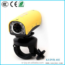 Hot sell, sports camera for motorcycle HD 720p waterproof action camera extreme sport camera hd