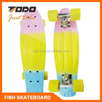 Pro quality in 3 colors petrol skateboard