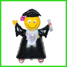 china big mylar graduate balloon