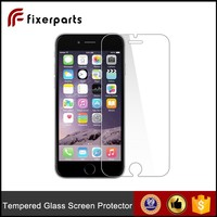 Top quality Cell Phone Screen Protectors for iPhone 6 Plus Tempered Glass with Fast Delivery