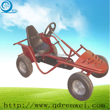 Easy To Carry Beanch Pedal Go Cart With Factory Price