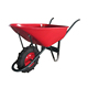 WB8802 heavy duty construction big greenhouse wheelbarrow