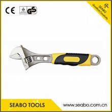 Carbon steel adjustable pin spanner with low price