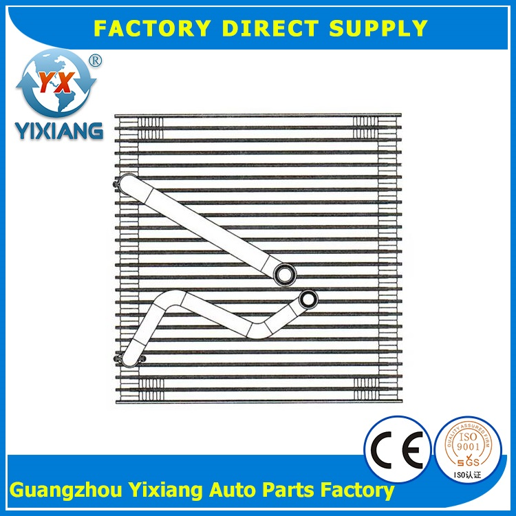 Auto ac parts automotive evaporator coil unit For VW SAGITAR