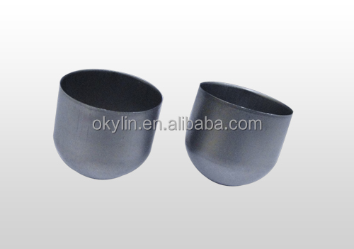 Niobium cup with best price/ ASTM/purity: 99.95%