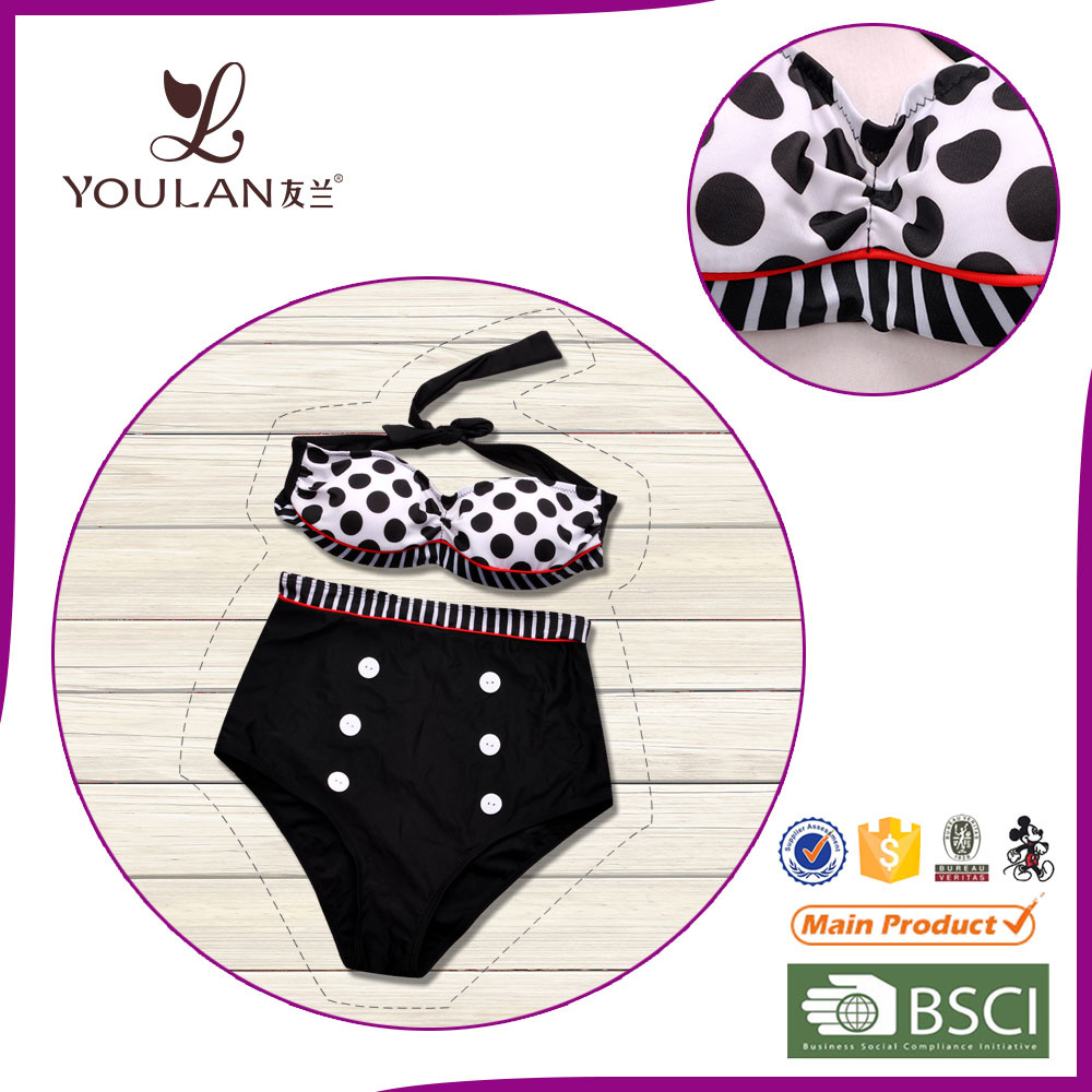 YouLan Sex With Women Sexy Sling Bikini Beachwear Tankini Swimwear Beach Bikini
