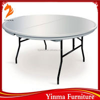 Hot Sale factory price round plastic table top