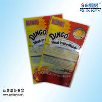 exported meat packaging bags
