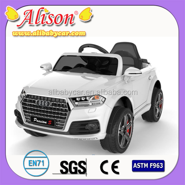 New Alison children ride on car toys beach pedal car