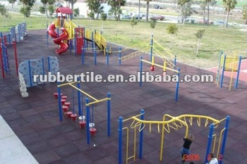 playground rubber flooring sheets