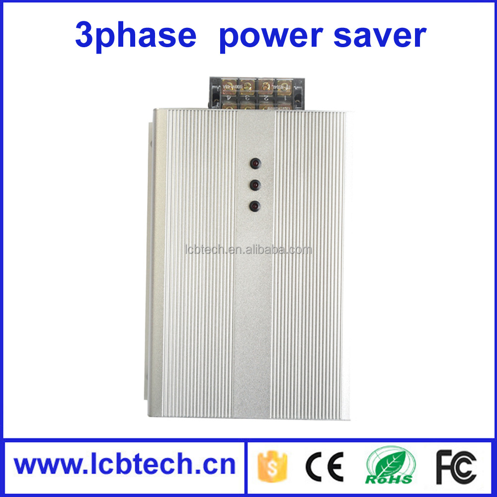 Electricty Power Saver 3 Phase for Shops Homes Offices Factory Energy Saving Boxes Devices