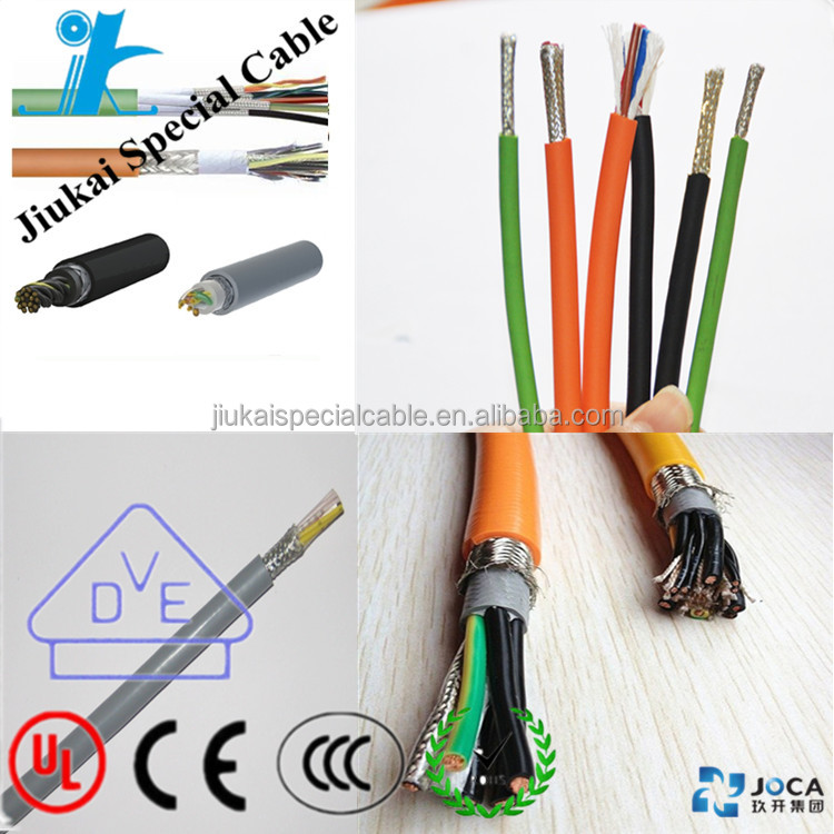 High quality VDE Certificated LiYCY flexible cable for computer system
