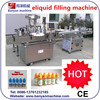 Hot Sale !!! Automatic e-liquid/ eyedrops/ essences/ filling machine line 0086-18516303933
