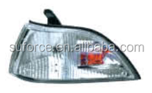 Hot sale CORNER LAMP CRYSTAL for COROLLA EE90 AE92 TOYOTA SF13-CRL92-02B 12v Halogen