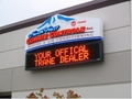 Outdoor Programmable LED Sign Boards