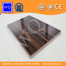 122*244 Acrylic Pasted MDF Panel Board One Side Melamine Paper