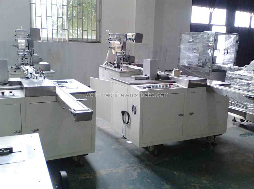 Automatic Eraser Packing Machine