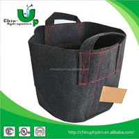outdoor and indoor vertical planting bag/ small nursery pots/ vertical hydroponics planter pot