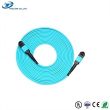 TS Quality Standard Optical Patch Cord Fiber Cable Connector