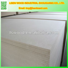 2100* 2500mm mdf from lisen wood