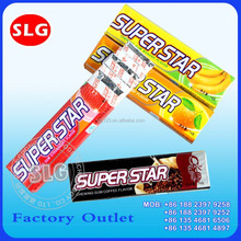 Coffee Flavor Five Stick Super star Chewing bubble Gum