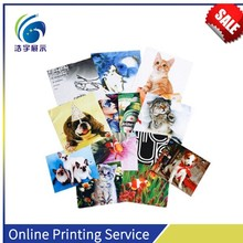 A0A1A2A3A4 Advertising Display Postcard Printing Services
