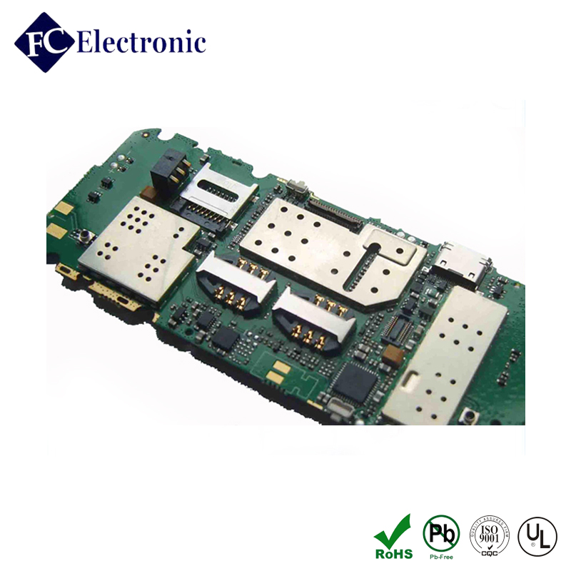 94v0 Circuit board, Android smart watch, mobile phone pcb assembly