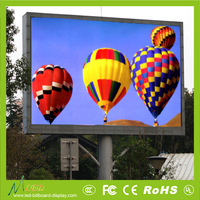 Government Project good price high brightness P8 full color outdoor led display