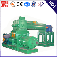 VP50 automatic clay brick machinery plant for sintering solid and hollow bricks