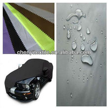 Export best manufacturer 100 polyester taffeta fabric car cover