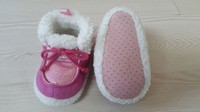 First Walk Girl Baby Shoes Warm Boots Shoes Sale
