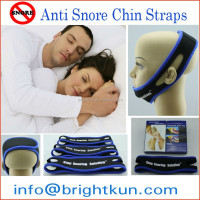Wholesale Price Stop Snoring Chin Strap, jaw support anti snoring chin strap solution