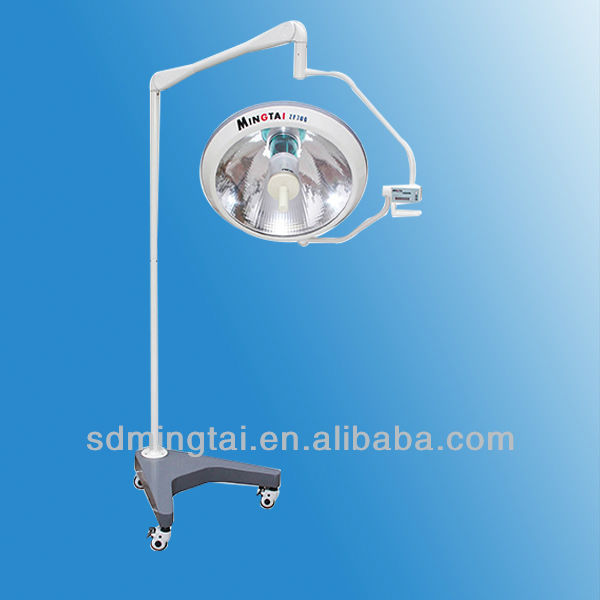 Single head Mobile stand Deep irradiation Shadowless surgery lampsurgical instrument