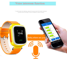 E-Best 2016 hot new products GPS smart watch children smart watch android dual sim