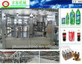 Bottle Carbonated Drink Filling Machine