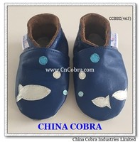 hotsale soft sole baby leather shoes sandal SUMMER DESIGN